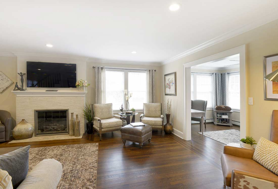 interior renovations by Remodeling Consultants