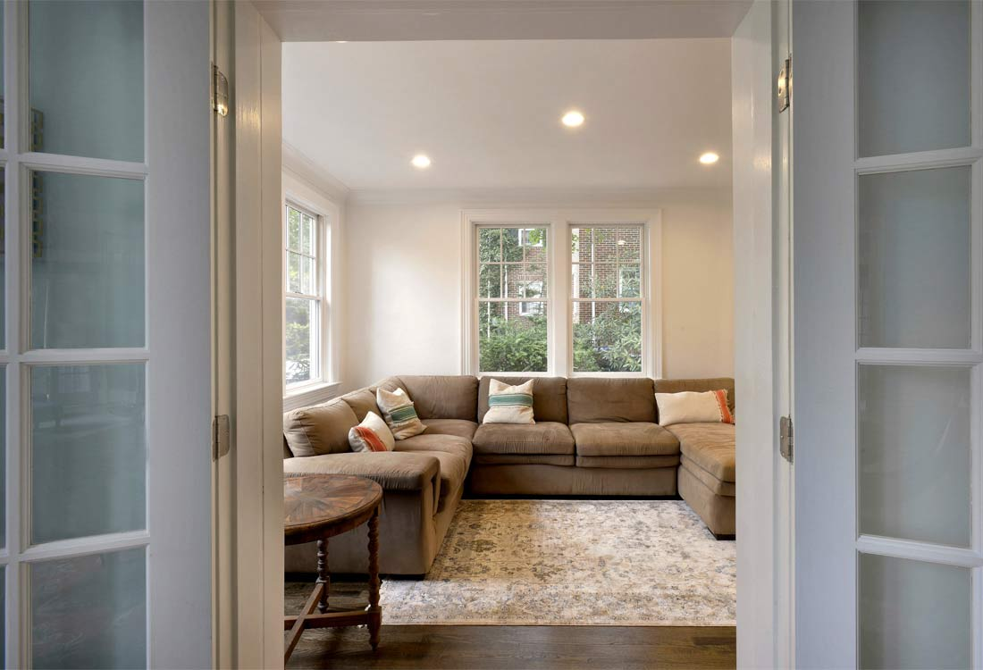 Home interior renovations by Remodeling Consultants