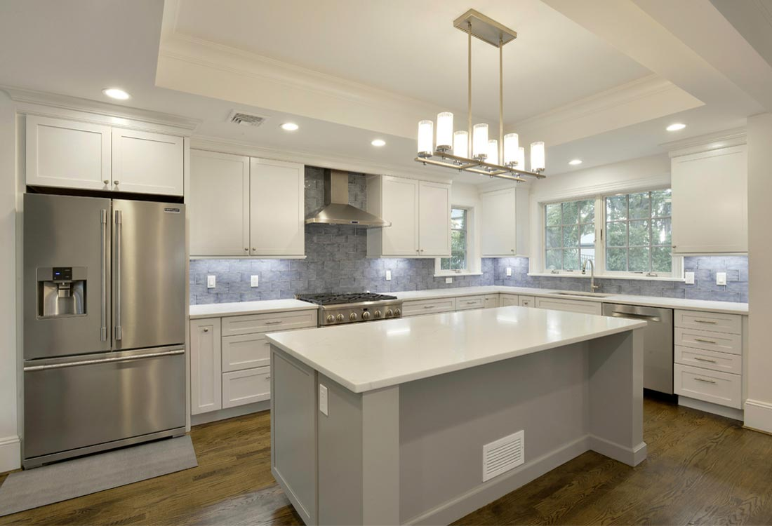 photos of designer kitchens. You ll find a variety of designer kitchens  design styles and layouts Just click on the images below to view larger image Kitchen renovations by Remodeling Consultants