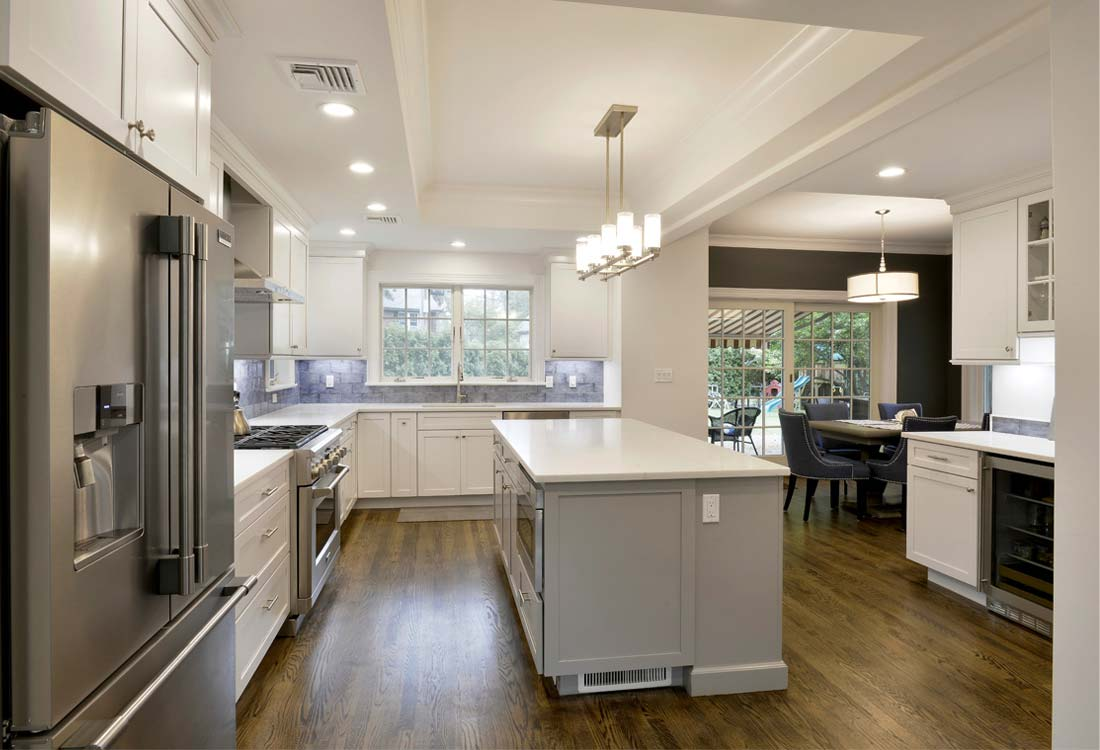 Kitchen renovations by Remodeling Consultants