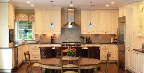 Kitchen Designers And Construction Crews In Fairfield County Ct