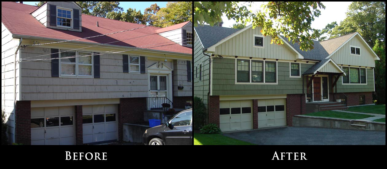 Completed Exteriors From New York And Connecticut